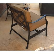 Pacific Bay Patio Chairs by Heirloom Bay Fire Pit Replacement Cushion Set Garden Winds