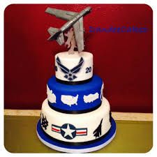 Awards And Decorations Air Force by Air Force Retirement Cake Custom Birthday Cakes Pinterest