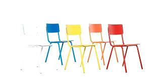 lot de chaises pas cher table rabattable lot de 6 chaises noir