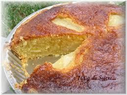 tarte aux poires amandine 100g de sucre