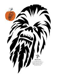 New Stormtrooper Pumpkin Stencil by Chewbacca Halloween Pinterest Chewbacca And Pumpkin Carvings