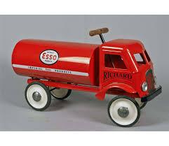 100 Gasoline Truck Richard Toys Pressed Steel Riding