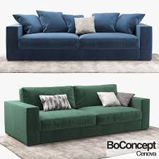 Sofa BoConcept Cenova Furniture Models Creative Market