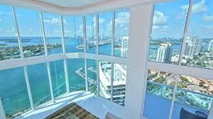 100 Penthouse Story 3 Portofino Towers In Miami Beach Florida