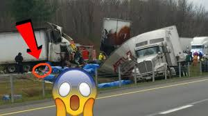 WORST Semi Truck Wrecks EVER Compilation [2018 - 2019] - Semi Truck ... Euro Truck Simulator 2 Online Multiplayer Crashes Compilation 9 Funny Moments Crash M1 Motorway 9th November 2012 Youtube Fire Hit Headon In Tanker Truck Crashes At Boardman Intersection Car Crashes In America Usa 2018 83 1 Car Russian Accidents Road After Apparent Police Chase Southwest Detroit Best New Winter 2017 Hardest Trucks Accidents Terrible Truck Crash Compilation Driving Fails And Caught On