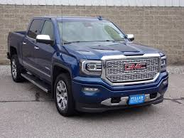 Your Used 2017 GMC Sierra 1500 For Sale In Rockland ME - Stone Blue ... Used Lifted 2016 Gmc Sierra 3500 Hd Denali Dually 44 Diesel Truck 2017 Gmc 1500 Crew Cab 4wd Wultimate Package At Trucks Basic 30 Autostrach The 2018 2500hd Is A Wkhorse That Doubles As 1537 2015 For Sale In Colorado Springs Co Ep2936 Martinsville Va 36444 21 14127 Automatic Magnetic Ride Control Enhances Attraction Of Hector Vehicles For
