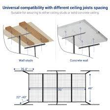 Floor Joist Span Tables by Overhead Storage Racks Fleximounts