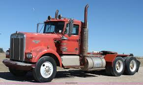 1973 Kenworth W923 Semi Truck | Item AO9661 | SOLD! October ...