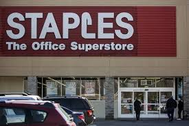FTC Takes Aim at Staples fice Depot Merger Again WSJ