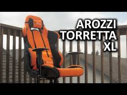 arozzi torretta xl gaming chair does bigger always mean better