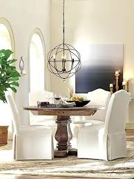 Restoration Hardware Round Dining Table Best Chairs Ideas On Room And Retro Chair Color