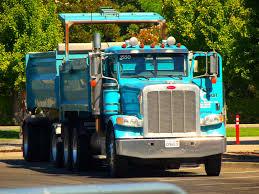 100 Blue Dump Truck Blue Peterbilt Transfer Dump Truck Liloazngurlspice Flickr