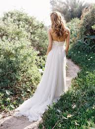 Wedding Dress For Country Photo