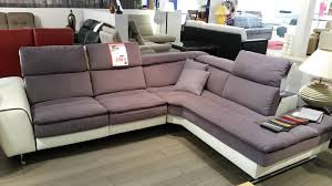 canape mobilier de canapé d angle starlight 3 têtières manuelle et relax electrique