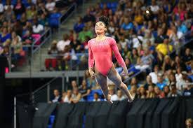 Dominique Moceanu Floor Routine by Laurie Hernandez Won U0027t Let You Look Away The Ringer