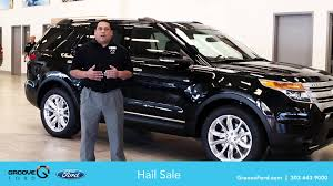 Groove Ford Hail Damaged Vehicles Discounts Up To $18,000 - YouTube Hail Damage Car Stock Photos Images Alamy Sale Tradein Days At Prestige Ford In Garland Randall Repair Bronx Yonkers Mhattan Wchester New York Huge Sell On Damaged Vehicles Phil Long Denver Businses And Residents Clean Up After Hail Storm Chat Television Denny Menholt Chevrolet Blog Chevy Trucks Cars Billings Mt How To Prevent Damage Your Car So This Just Happened Carhauler Versus Freak Hailstorm Graphic F150 Forum Community Of Truck Fans Need Input Repairing Fj Toyota Cruiser