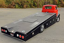 100 Truck Bed Ramp 1952 Chevy COE Send It COD Cab Over Diesel