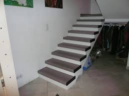 beton cire sur escalier bois beautiful escalier beton habillage ideas transformatorio us