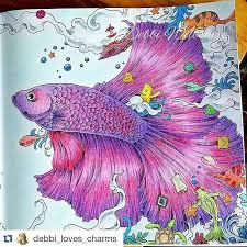 Second Fish From Animorphia
