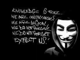 anonymous, anon, poster, call to action, phrase, saying, tagline