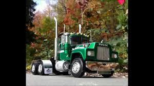 100 Mack Truck Models 125 R700 YouTube