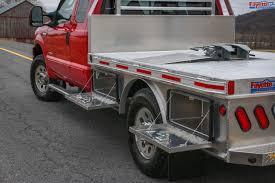 100 Steel Flatbeds For Pickup Trucks Aluminum Skirted Fayette Truck Bodies LLC McAlisterville