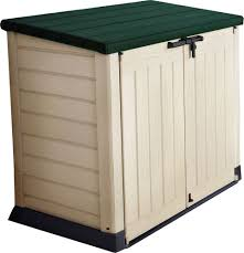 Keter Woodland Storage Shed 30 by Keter Plastic Store It Out Garden Storage Box From The Argos Shop
