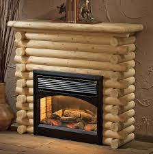 Image Of Rustic Electric Fireplaces Ideas