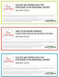 Pin On Carrabba's Italian Grill Coupons Tooled Up Promotional Code Hibachi Steakhouse Fairview Park Printable Home Depot Coupons 2018 Carrabbas Pin On Italian Grill Coupons Reginellis Coupon Ac Moore Deals Plus Italian Grill 15 Off Through March 31 In Store Best Buy Coupon Codes Blog Id Zone What Is Brickuponscom Uber 40 Promo Sudies Soul Circus Tickets North Coast 10 A Second Entree At Restaurant Bargains Discount Flowers Arabian Perfumes Where To Get Knotts Scary Farm Wicked Manila