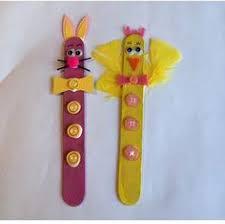 Ice Cream Stick Craft For Preschoolers
