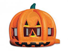 Halloween Theme Park Texas by Halloween Pumpkin Moonwalk Bounce House Rental Austin San