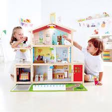hape family mansion dolls house jadrem toys australia