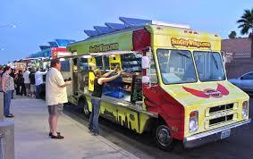 100 Vegas Food Trucks Las Mayor To Recommend Truck Pilot Program