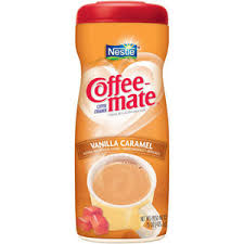 Nestle Coffee Mate Vanilla Caramel Powder Creamer 15 Oz