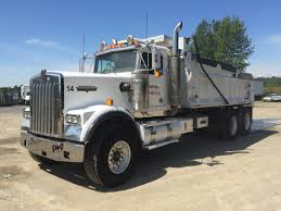 Kenworth W900b Dump Truck, Used Heavy Duty Trucks For Sale | Trucks ...