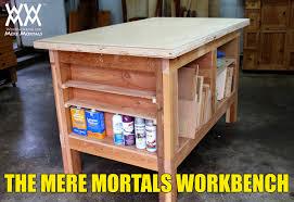 100 Pdf Wood Magazine Bench Tool Storage System
