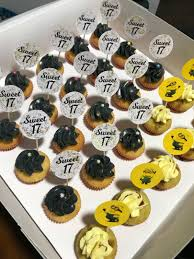Customized Cupcakes Food Drinks Baked Goods On Carousell