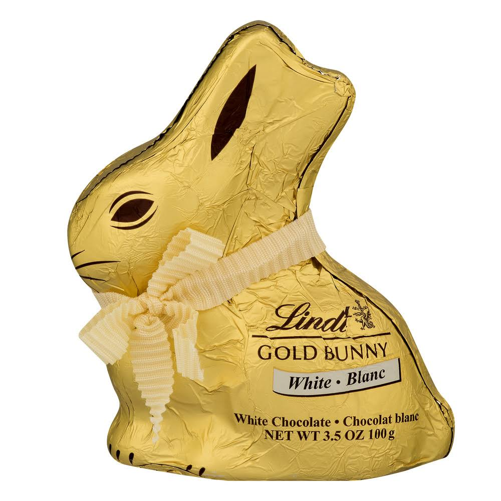 Lindt Easter Gold Bunny White Chocolate - 100g