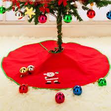 Thousand Odd Square Christmas Tree Decorations Skirt Fabric Apron Three