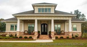 Neoclassical House Bayberry House Plan