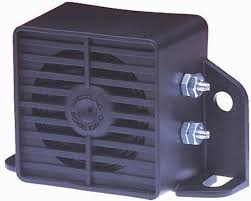 12v Back-up Alarm 97db - Triple