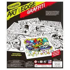 CrayolaR Art With Edge Coloring Book