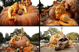 Walking Dead Pumpkin Template Free by Ghost Hunting Theories Most Badass Pumpkin Carvings Ever