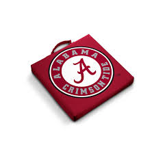 Padded Stadium Chairs For Bleachers by Alabama Crimson Tide Padded Stadium Bleacher Seat Cushion