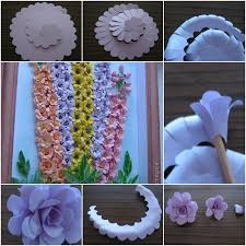 How To Make Beautiful Quilling Paper Flower Wall Art