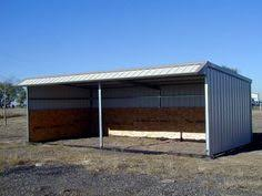 Metal Loafing Shed Kits by 9x20 All Steel Loafing Shed Candy U0027s Next Project Pinterest