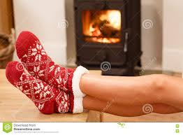 100 Foot Cozy Cosy Fire Stock Photo Image Of Fireplace Comfy Foot 76801634