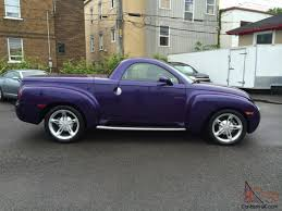 Chevrolet: SSR Convertible 2-Door
