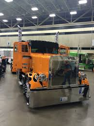 The Great American Trucking Show 2014 | Adamant LLc