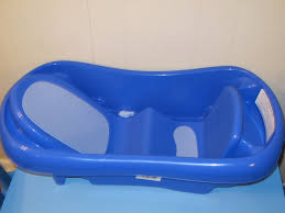 Inflatable Bathtub For Babies by The First Years Sure Comfort Newborn To Toddler Tub